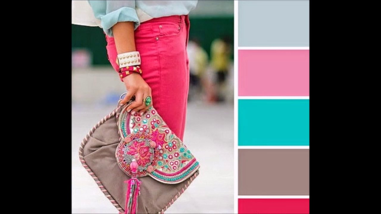 Colors Combination In Clothes