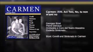 Play Carmen No, Tu Non M'ami No