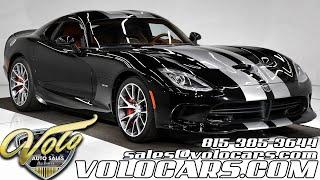 2013 Dodge Viper GTS for sale …