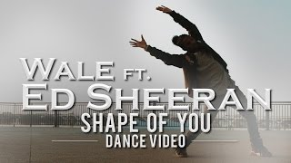 edsheeran x wale dance to shape of you remix 💎 dance cover by diffrence wale x ed sheeran