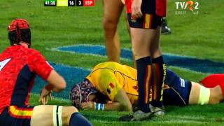 [World Rugby Nations Cup] Romania Vs Spania