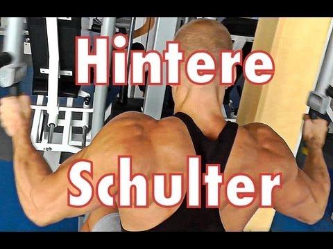 Pull Workout mit Karl Ess Teil 3 - Hintere Schulter richtig treffen!