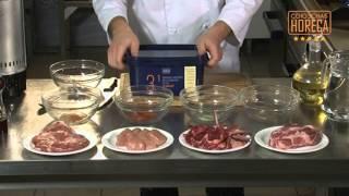 Использование профессиональных маринадов для приготовлении мясных блюд. Видеорецепт