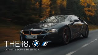 Arto Saari and The BMW i8 Ultimate Sophisto Edition.
