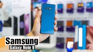 Samsung Galaxy Note 9: что нового?