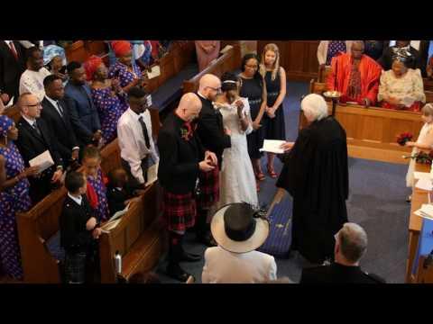 Weddings 2017 Duddinston Kirk Edinburgh