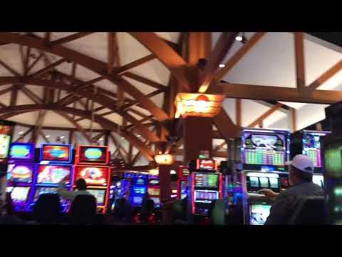 Playing slots at soaring eagle casino! Big wins!