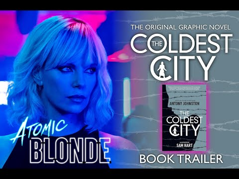 THE COLDEST CITY - Book Trailer