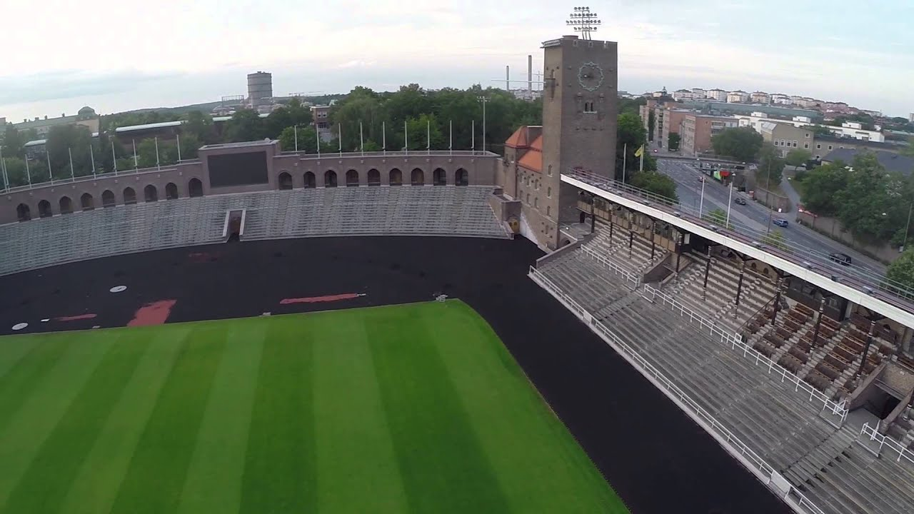 Download Stockholms stadion - Stockholm Olympic Stadium from the 1912 Olympic Games