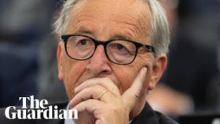 Jean-Claude Juncker says risk of no-deal Brexit is 'palpable'