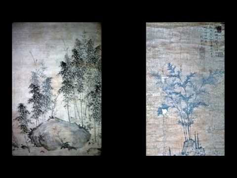 24. Continuations of Chan Ink Painting into Ming-Qing and Type Images