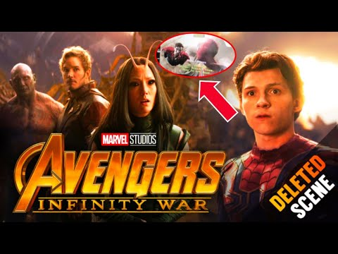 Avengers Infinity War DELETED Scene Explained in Tamil