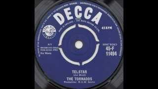 The Tornados - Telstar (DES STEREO)