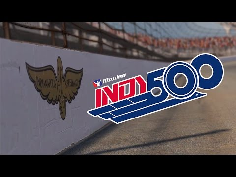 iRacing 2017 Indy 500