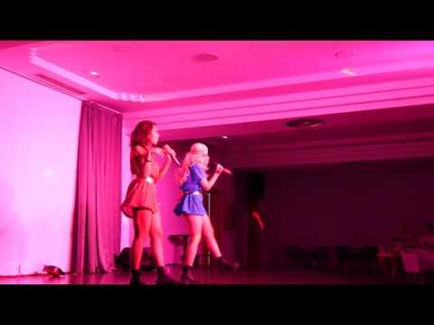 ABBA TRIBUTE 2/3 - ABBA QUEENS - @ HOTEL CHATUR PLAYA REAL, COSTA ADEJE-TENERIFE