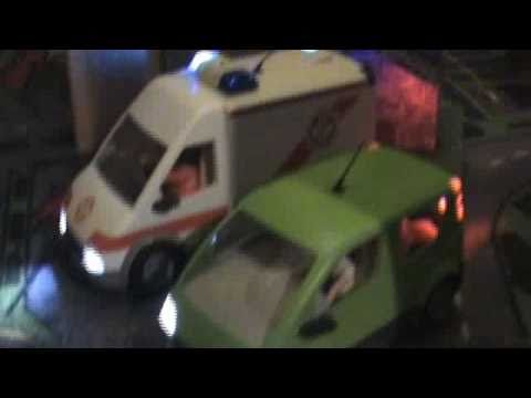 playmobil autos mit led beleuchtung youtube. Black Bedroom Furniture Sets. Home Design Ideas