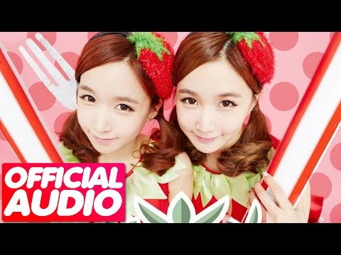 [MP3/DL]01. Strawberry Milk (Crayon Pop) - OK [The 1st. Mini Album]