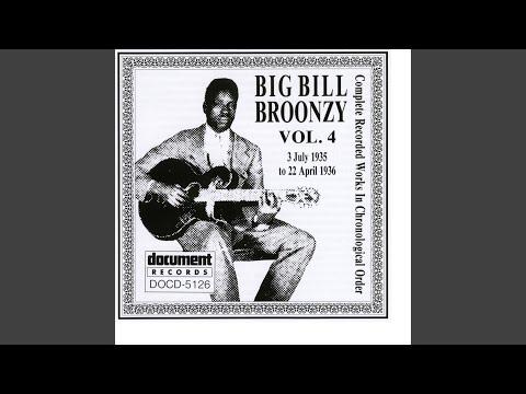 big bill broonzy bad luck blues