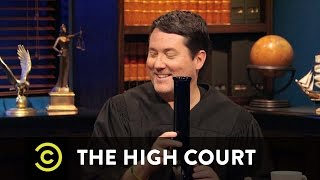 The High Court - Slink's Philosophy