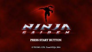Xbox: Ninja Gaiden (HD / 60fps)