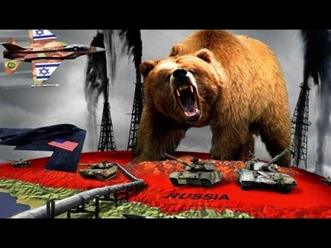 Ezekiel 38 : The Russian Bear of Gog massing its Military on the doorsteps of Israel (Sept 07, 2015)