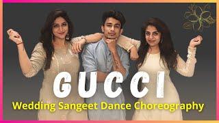 GUCCI - Aroob Khan ft. Riyaz Aly | wedding sangeet performance 2020 | Dance Cover | Omkar Dalvi