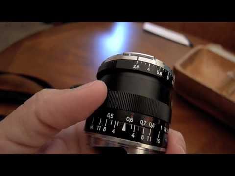 The Zeiss ZM 25 Biogon 2 8 Lens Review | Steve Huff Photo