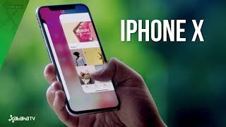iPhone X: el futuro del iPhone para Apple