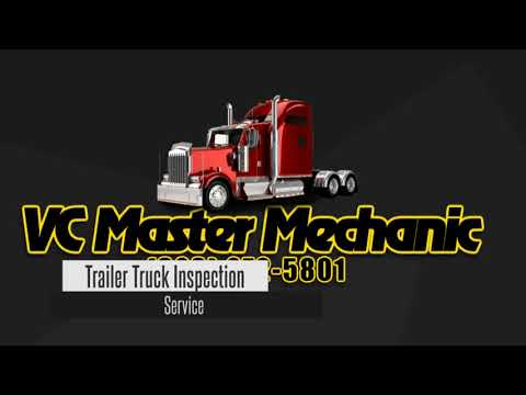 VC Master Mechanic  Gardena, CA (323) 272-5801