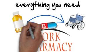 York Pharmacy in Kingston, Jamaica open 24/7 : Call us : (876) - 906-3108