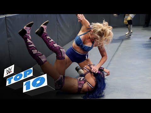 Top 10 Friday Night SmackDown moments: WWE Top 10, Dec. 20, 2019