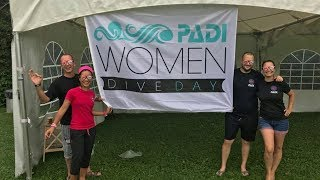 Padi Women Dive Day 2018