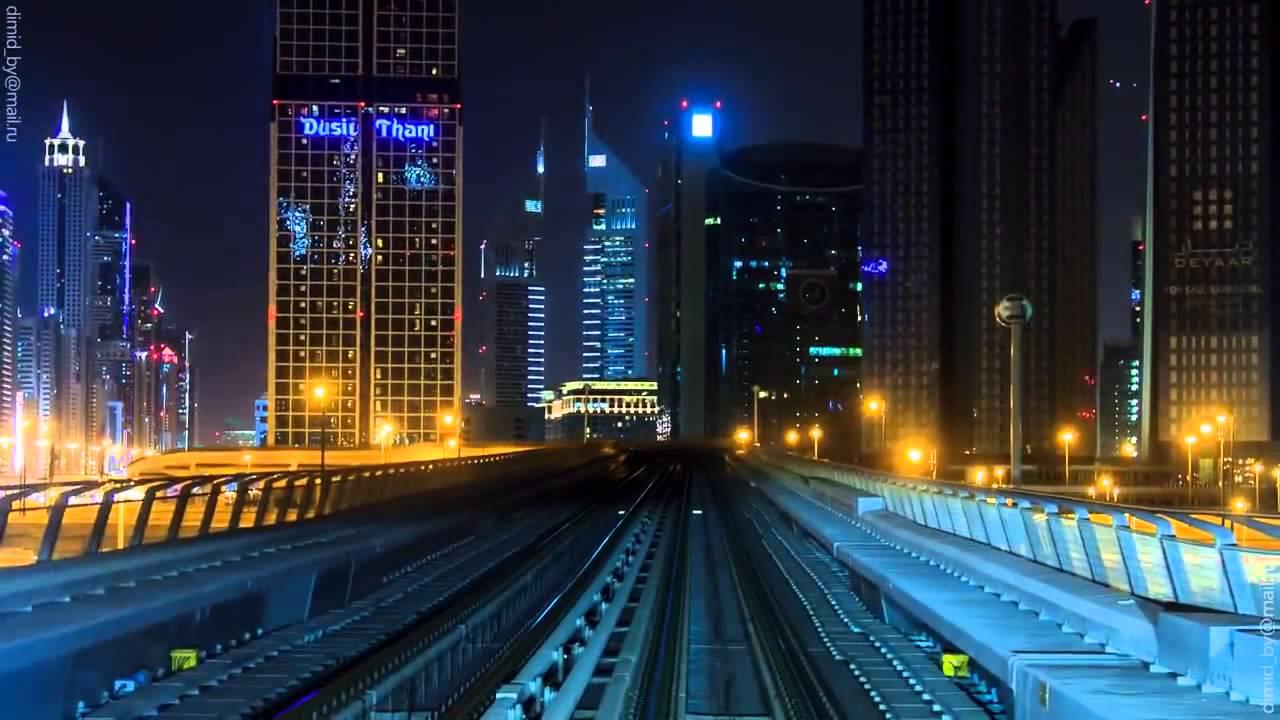 Spring 3d Live Wallpaper Dubai Incre 237 Ble Ciudad Futurista Youtube
