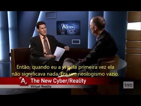 William Gibson -  Ciberespaço (legendado em português)