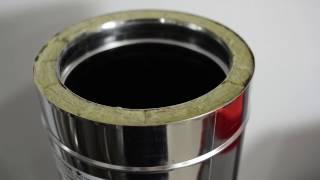Как правильный выбрать дымоход для котла отопления, видео обзор