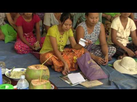 Expanding Access To Finance In Myanmar