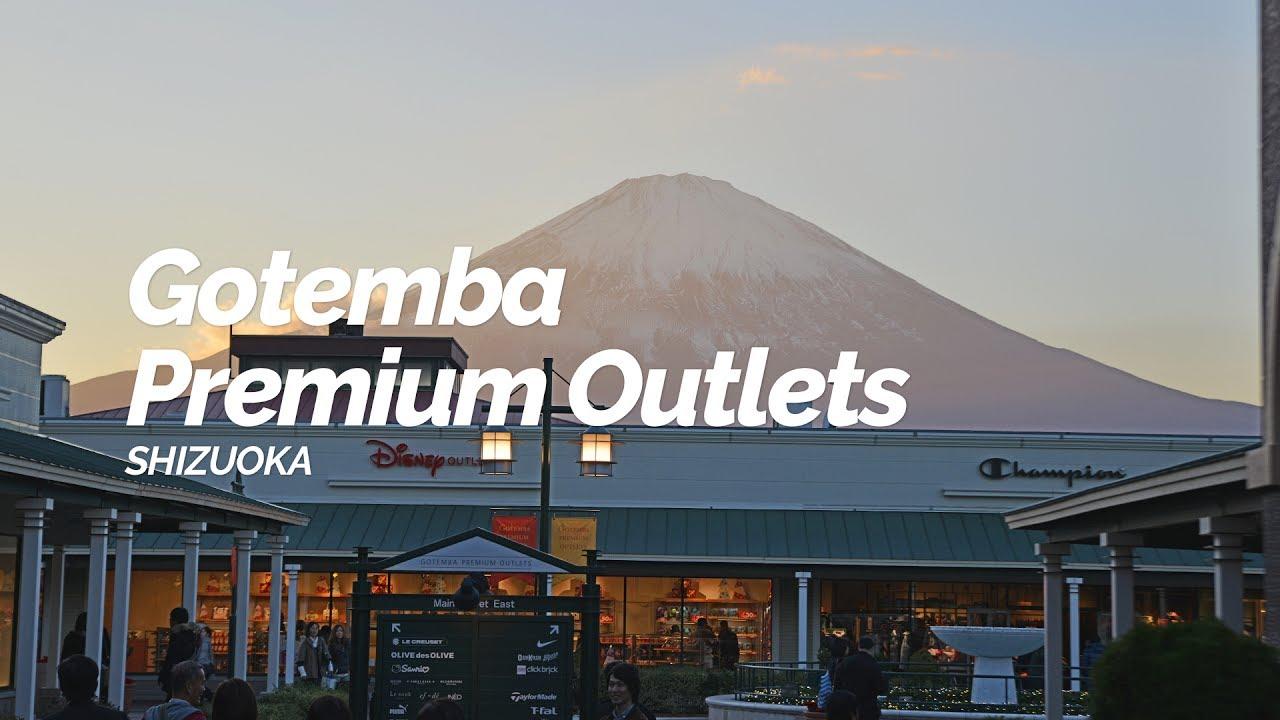 5cc532b6137567 Gotemba Premium Outlets,Shizuoka   Japan Travel Guide - YouTube