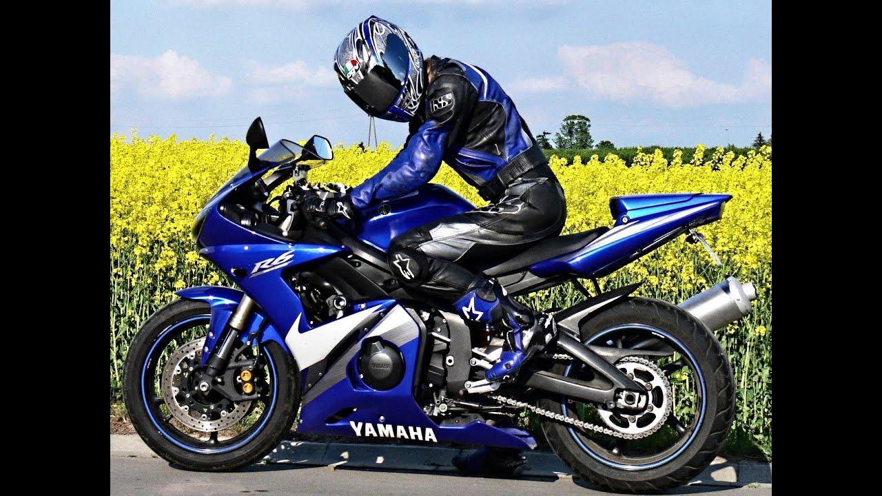 Brutal yamaha r6 exhaust sound best bike exhaust sounds for Best exhaust system for yamaha r6