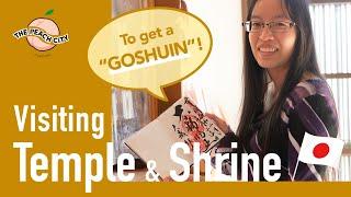 Visiting Temple & Shrine In Fuefuki, Yamanashi JAPAN | Goshuin, Daizoukyouji Temple, Asama Jinja