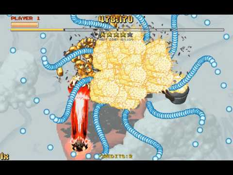 Jamestown (PC) - Boss 3 - The Dread Sentry [Beam, No Vaunt, Difficulty: Divine]