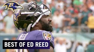 Ed Reed's Ultimate Career Highlights | Baltimore Ravens