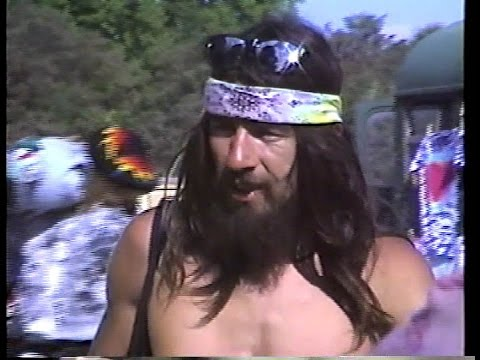 3 days wandering the Grateful Dead Lot Landover Maryland 1988