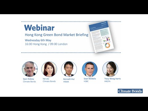 Hong Kong Green Bond Market Briefing 2019