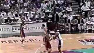 Pranas Lubinas apie Lietuvos krepšinį 1992 (Frank Lubin)