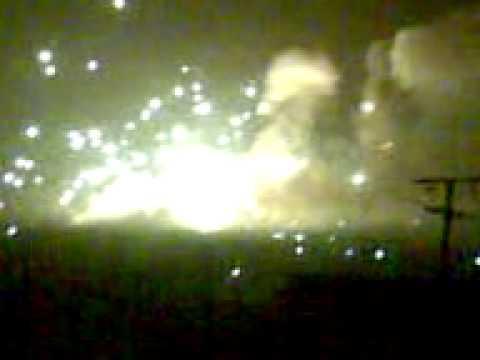 Взрывы в Кагане