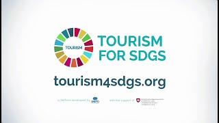 Tourism for SDGS Platform – Introduction video