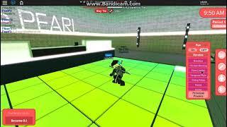 Roblox [CAMPING!] Robloxian Highschool dance song despacito