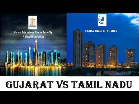 Gujarat vs Tamil Nadu comparison |  Best state in India  | Development Economy Infrastructure