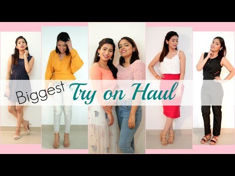 Biggest TRY ON HAUL On SALE - Affordable Teenagers FASHION You MUST Buy   Anaysa