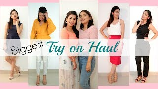 Biggest TRY ON HAUL on SALE - Affordable Teenagers FASHION You MUST Buy | Anaysa